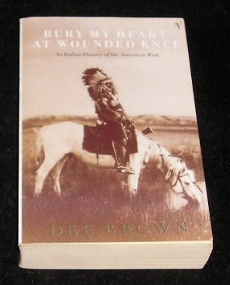 bury my heart at wounded knee book summary