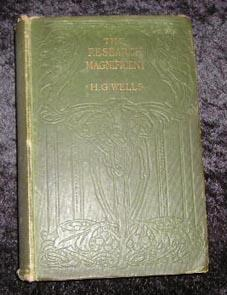 The Research Magnificent: H G Wells