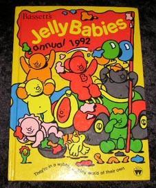 Jelly Babies Annual 1992: Julie Jones