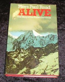 survival and cooperation in alive by piers paul read Get this from a library alive : the story of the andes survivors [piers paul read.