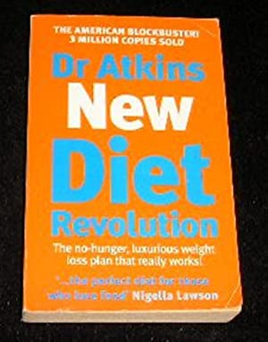 an analysis of dr atkins diet revolution Original publication date (previous book, entitled dr atkins' diet revolution) 1972 credentials: 25,000 patients already treated 60,000 patients registered at atkins center for complimentary medicine in new york city 10 million copies of book sold.