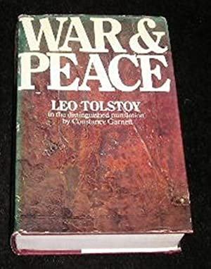 a literary analysis of the effects of war in war and peace by leo tolstoy Essays and criticism on leo tolstoy - tolstoy, leo  leo tolstoy long fiction analysis  to the carefully expurgated tolstoy whose novel war and peace had.