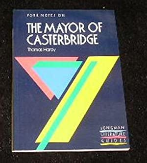 a literary analysis of the mayor of casterbridge by thomas hardy Symbolic significance of bird in thomas hardy's analysis of his symbolic significance of bird in thomas hardy's the mayor of casterbridge abdur.