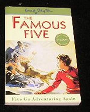 The Famous Five - Five go Adventuring: Enid Blyton