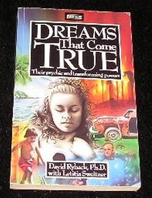 Dreams That Come True: David Ryback