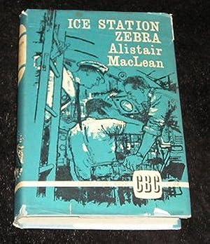 Ice Station Zebra: Alistair MacLean