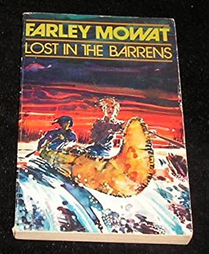 an analysis of the book lost in the barrens by farley mowat
