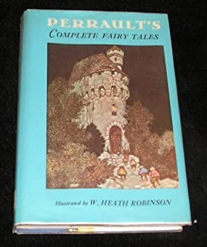 Perrault's Complete Fairy Tales: A E Johnson