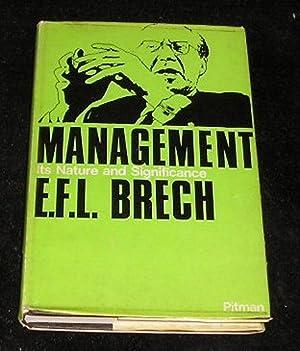 Management: E F L