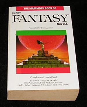 The Mammoth Book of Short Fantasy Novels