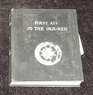 First Aid to the Injured