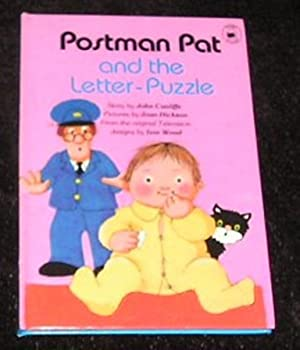 Postman Pat and the Letter Puzzle: John Cunliffe