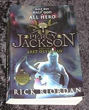 percy jackson - Seller-Supplied Images - AbeBooks