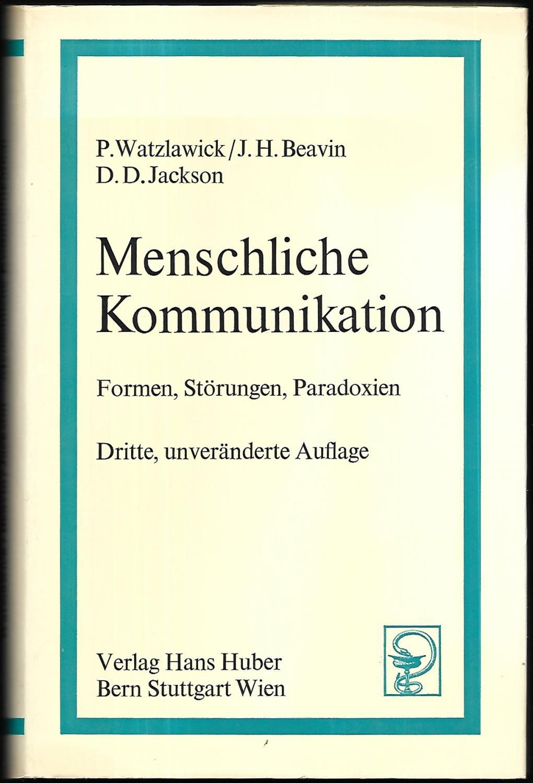 kommunikationsmodell paul watzlawick
