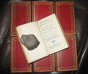 La nouvelle Héloise, ou Lettres de deux: ROUSSEAU, J[ean] J[acques]: