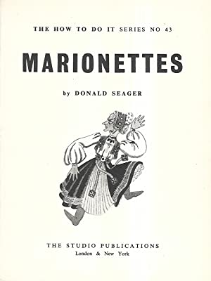 Marionettes. (= How to do it Series, No 43.)