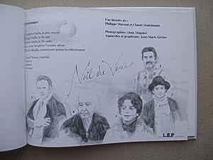 NOEL DE VERRE: MORAND Philippe, STADELMANN Claude