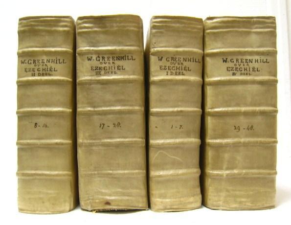 Verklaring over de Profetie van Ezechiel, In 't Engelsch beschreven, En in de Nederduitsche ...