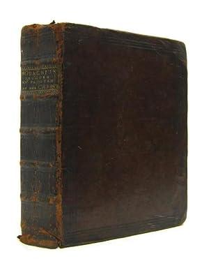 Vertoog van de besondere Deugden, en Pligten van een Christen, of de Regt Christelyke Zedekunde, in...