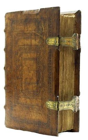 Het Niev Testament onses Heeren Iesv Christi. Met korte uytlegghinghen door Franciscum Costerum, ...