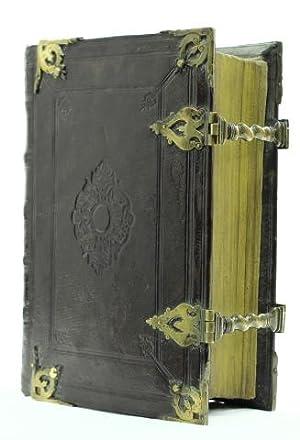 Biblia, Dat is de gansche H. Schrifture, vervattende alle de Canonijcke Boecken des Ouden en des ...
