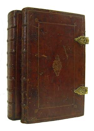 Biblia, dat is, De Gantsche Heylige Schrifture,: BIBLE