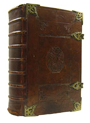 Biblia, Dat is, De gantsche H. Schriftuure: BIBLE | Luther,