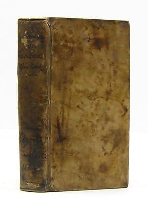 Joh. Fred. Gronovii ad L. et M.: GRONOVIUS, JOHANN FRIEDRICH