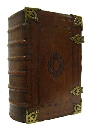 Biblia, Dat is, De gantsche H. Schriftuure: LUTHER BIBLE |