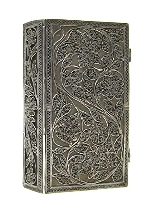 The Book of Common-Prayer. And Administration of: SILVER BINDING/PRAYER BOOK/PSALMS