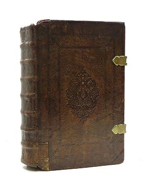Biblia dat is De gantsche Heylige Schriftuure,: Biestkens, Nicolaes|BIJBEL
