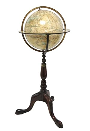 The Franklin Terrestrial Globe. 12 inches in diameter containing all the Geographical Divisions &...