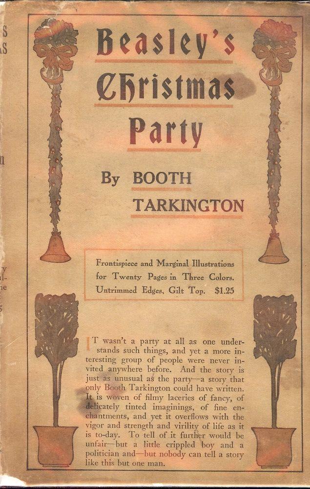 BEASLEY'S CHRISTMAS PARTY TARKINGTON, BOOTH Hardcover