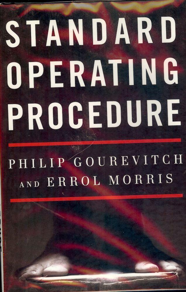 STANDARD OPERATING PROCEDURE GOUREVITCH, Philip