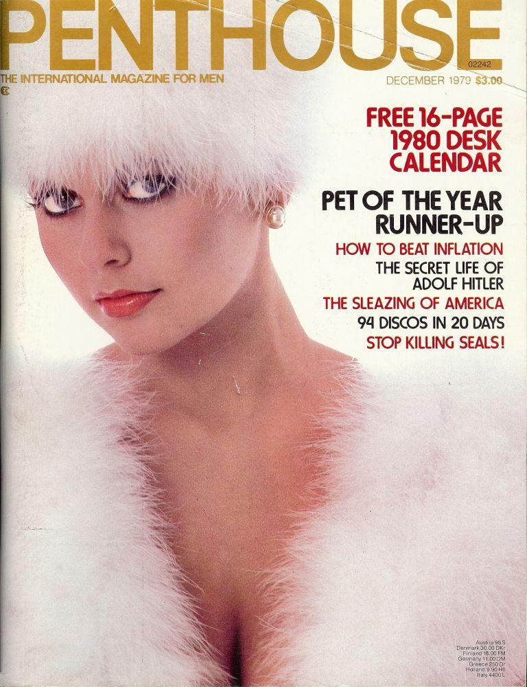 in penthouse magazine december 1979 by douglas michael antic hay books. Black Bedroom Furniture Sets. Home Design Ideas