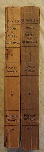 DOGME ET RITUEL DE LA HAUTE MAGIE [DOGMA & RITUAL OF THE HIGH MAGIC]: LEVI, Eliphas