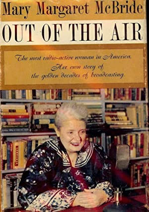 OUT OF THE AIR: McBRIDE, Mary Margaret