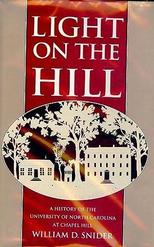 LIGHT ON THE HILL: SNIDER, William D.