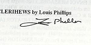 THE SON OF QUICK FLICKS: PHILLIPS, Louis