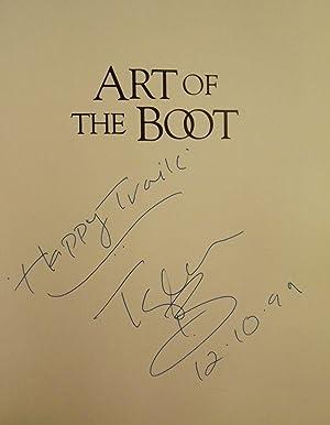 ART OF THE BOOT: BEARD, Tyler