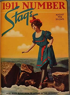 STAGE MAGAZINE 1936 MEMORIAL EDITION: STAGE MAGAZINE