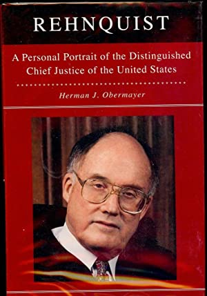 REHNQUIST: A PERSONAL PORTRAIT: OBERMAYER, Herman J.