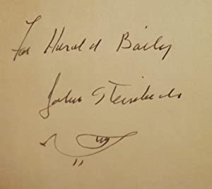 THE PASTURES OF HEAVEN: STEINBECK, John
