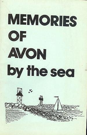MEMORIES OF AVON BY THE SEA: ECKLER, Robert N.