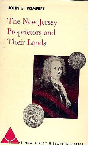 THE NEW JERSEY PROPRIETORS AND THEIR LANDS: POMFRET, John E.