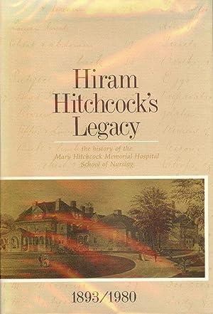 HIRAM HITCHCOCK'S LEGACY: MARY HITCHCOCK HOSPITAL SCHOOL NURSING: LAND, Loretta Churney