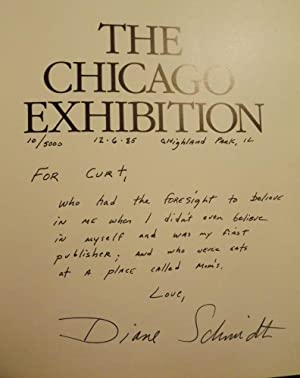 THE CHICAGO EXHIBITION: SCHMIDT, Diane