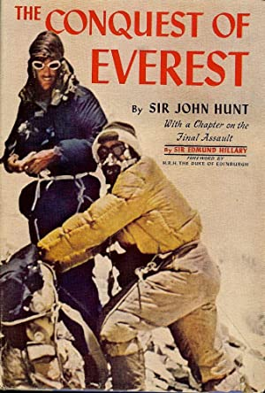 THE CONQUEST OF EVEREST: HUNT, SIR JOHN