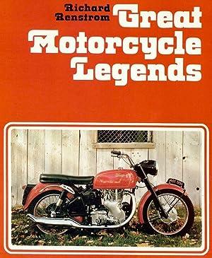 GREAT MOTORCYCLE LEGENDS: RENSTROM, Richard