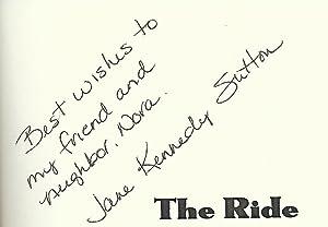 THE RIDE: SUTTON, Jane Kennedy